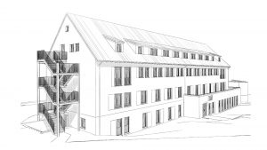 Projekt Klinik in Schorndorf
