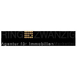 Logo der Ring20 Immobilienmarkerting Agentur